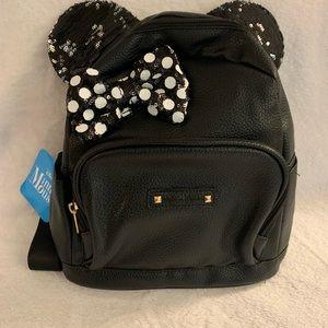 NWT Disney Minnie Mouse Mini-Backpack